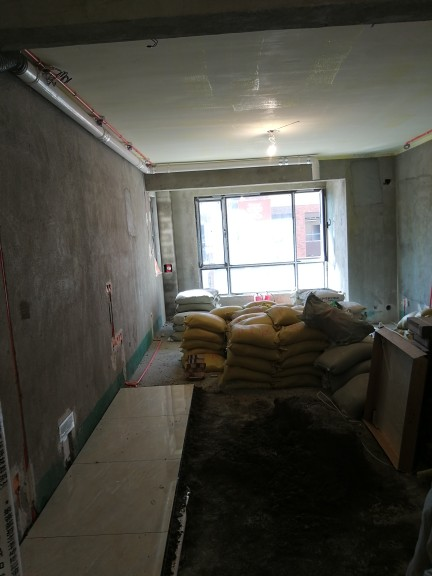 爱空间厨卫墙砖完工_2761835