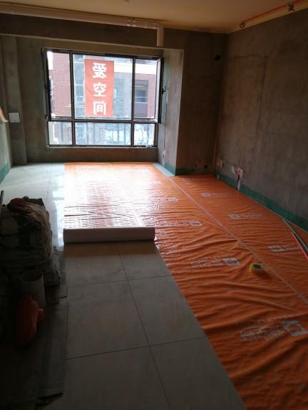 爱空间厨卫墙砖完工_2768102