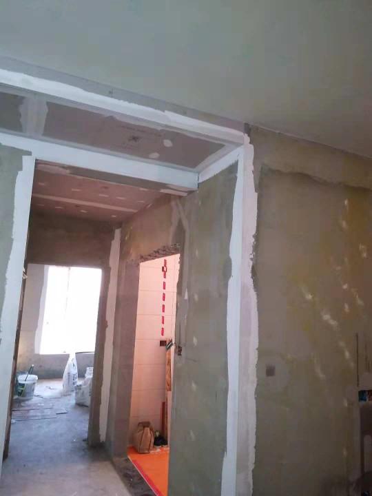 爱空间厨卫墙砖完工_2781377