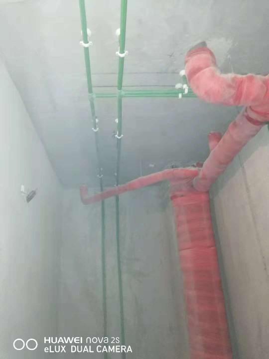爱空间水电改造完工_2803256