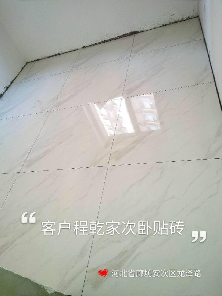 爱空间厨卫墙砖完工_2835300