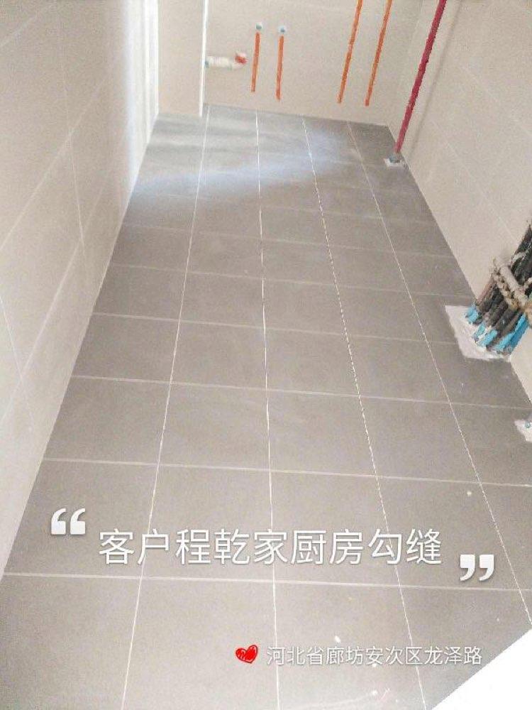 爱空间厨卫墙砖完工_2846538