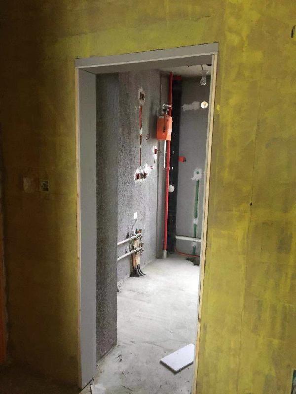爱空间厨卫墙砖完工_2847654