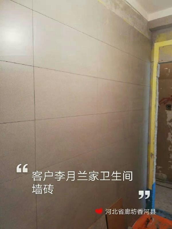 爱空间厨卫墙砖完工_2854255