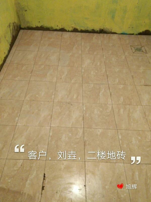 爱空间厨卫墙砖完工_2872915