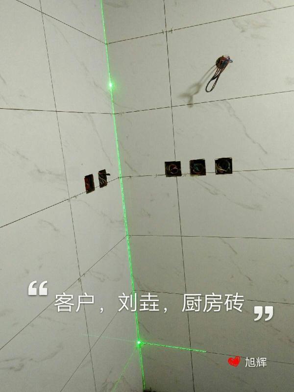 爱空间厨卫墙砖完工_2878891