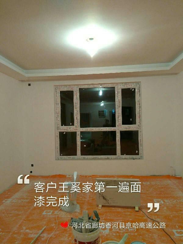爱空间厨卫墙砖完工_3006721