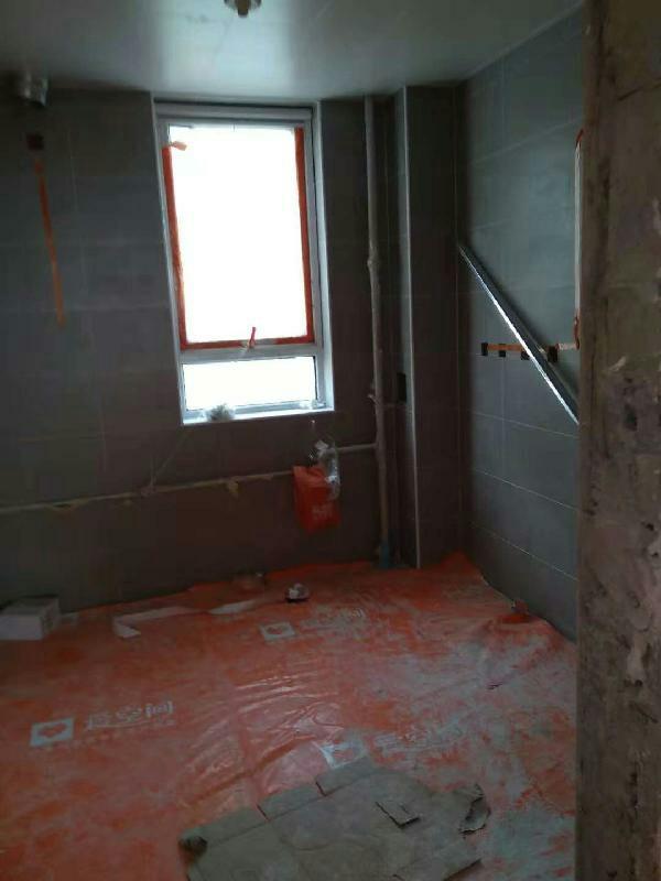 爱空间厨卫墙砖完工_3026076