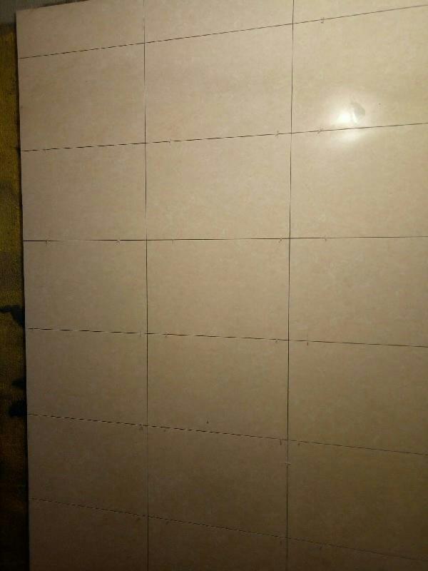爱空间厨卫墙砖完工_3145401
