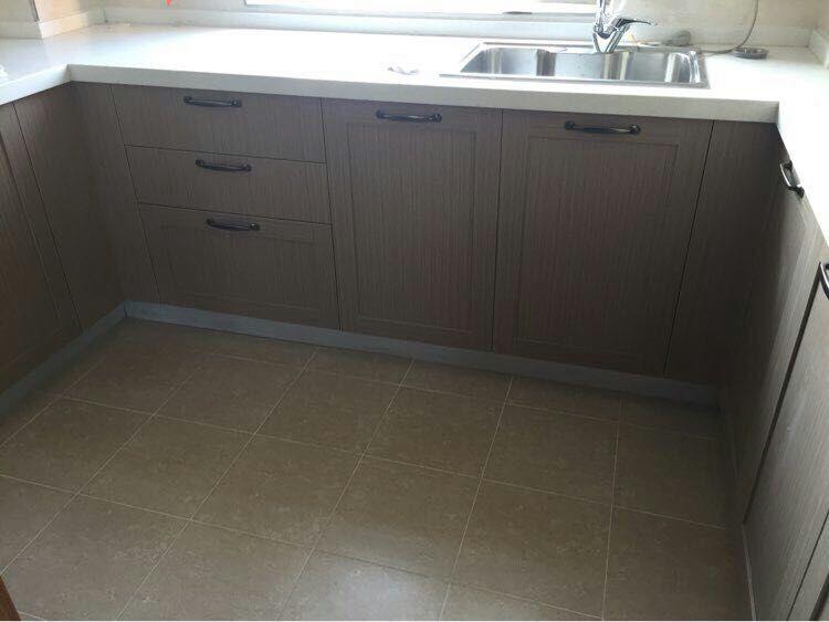 装修竣工阶段_橡木色优雅百平三居 简约设计不简单的家_图片2