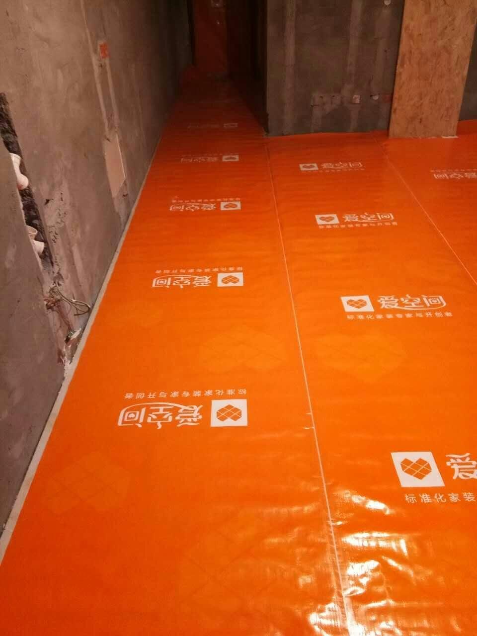 装修油漆阶段_弥漫着古典色彩的在上海的家 专业有规划的装修之旅_图片2