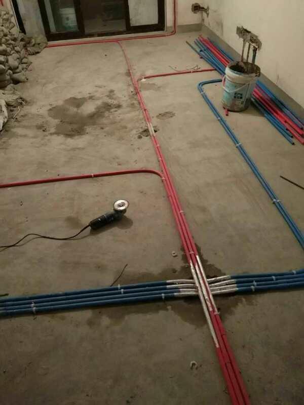弥漫着古典色彩的在上海的家 专业有规划的装修之旅_3