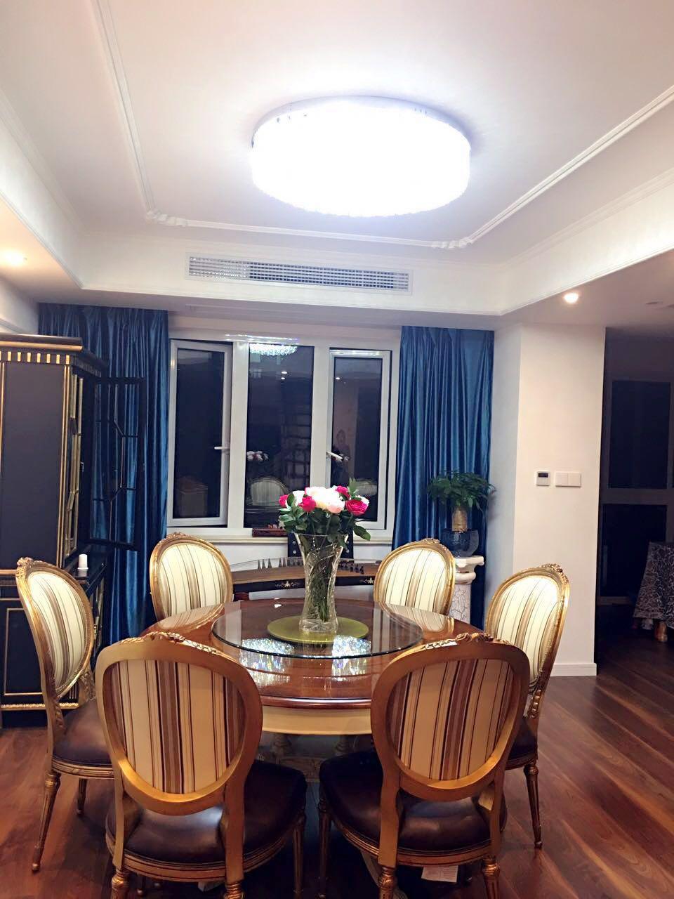 装修入住阶段_弥漫着古典色彩的在上海的家 专业有规划的装修之旅_图片2