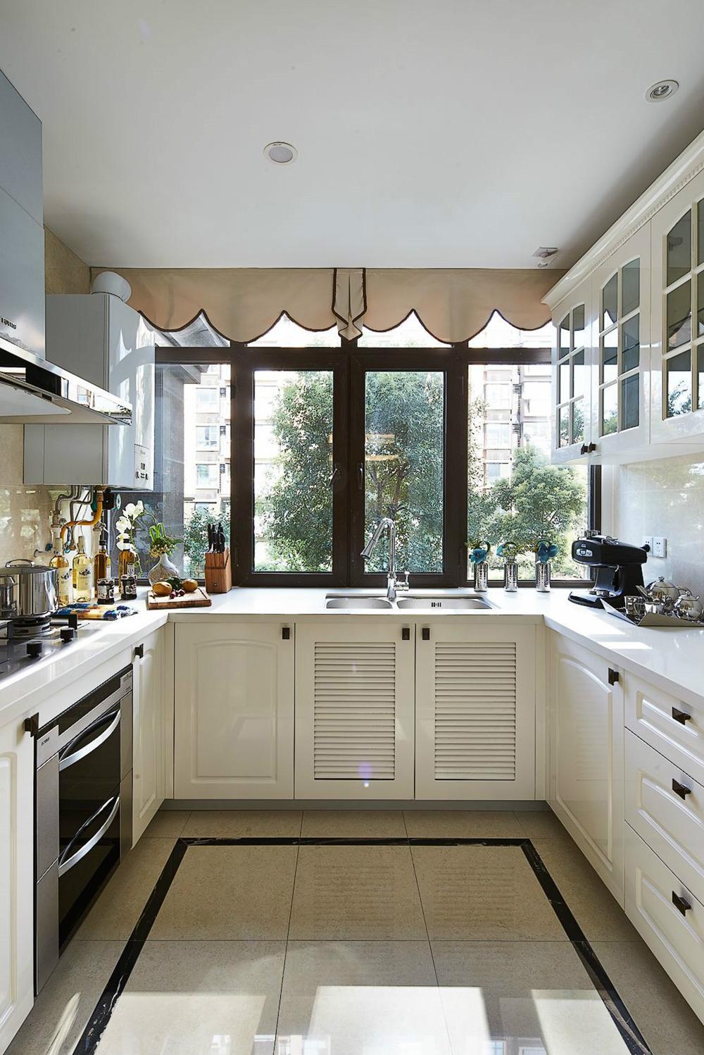 厨房装修注意事项,厨房布局设计须知