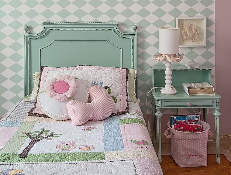 儿童房充满梦幻色彩,俏皮可爱。