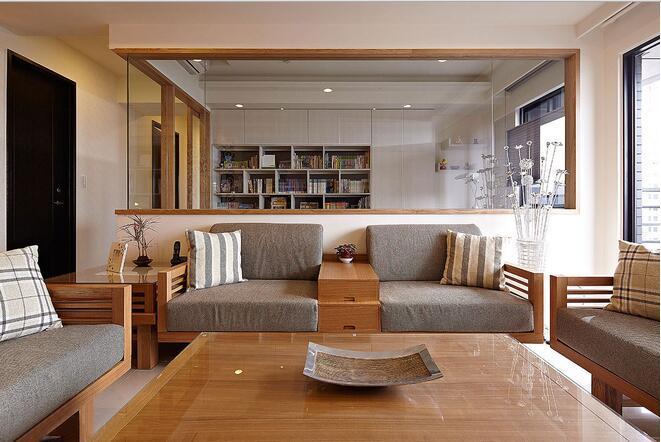 不止是外观和颜色,连摆放也还原了日本人端正的风格。