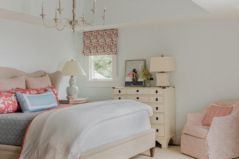 整体卧室干净舒爽,这样的卧室怎能不爱。