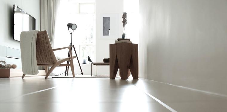 将白充分利用,通过家饰的搭配让白不单调,充满温暖气息。