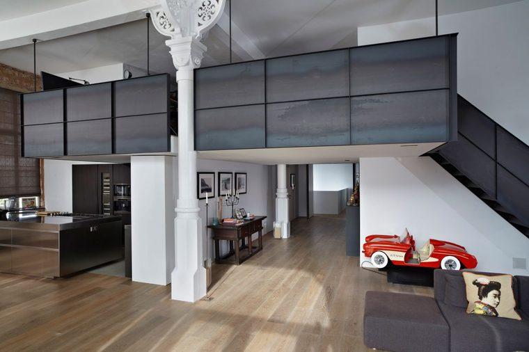 充分利用层高,带来更为实用的居家空间。