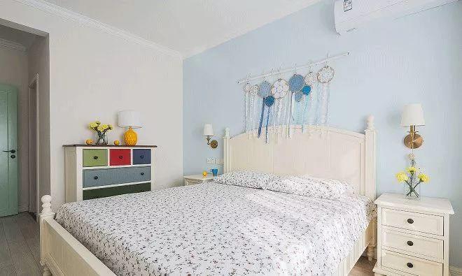 作为休息空间,卧室应该具备安静的特点