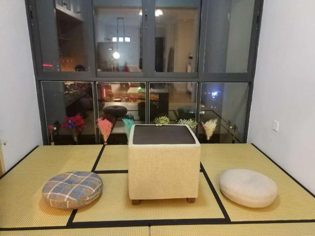 这套房的风格其实比较混搭,每个房间在主题和功能上都交代的很明确。