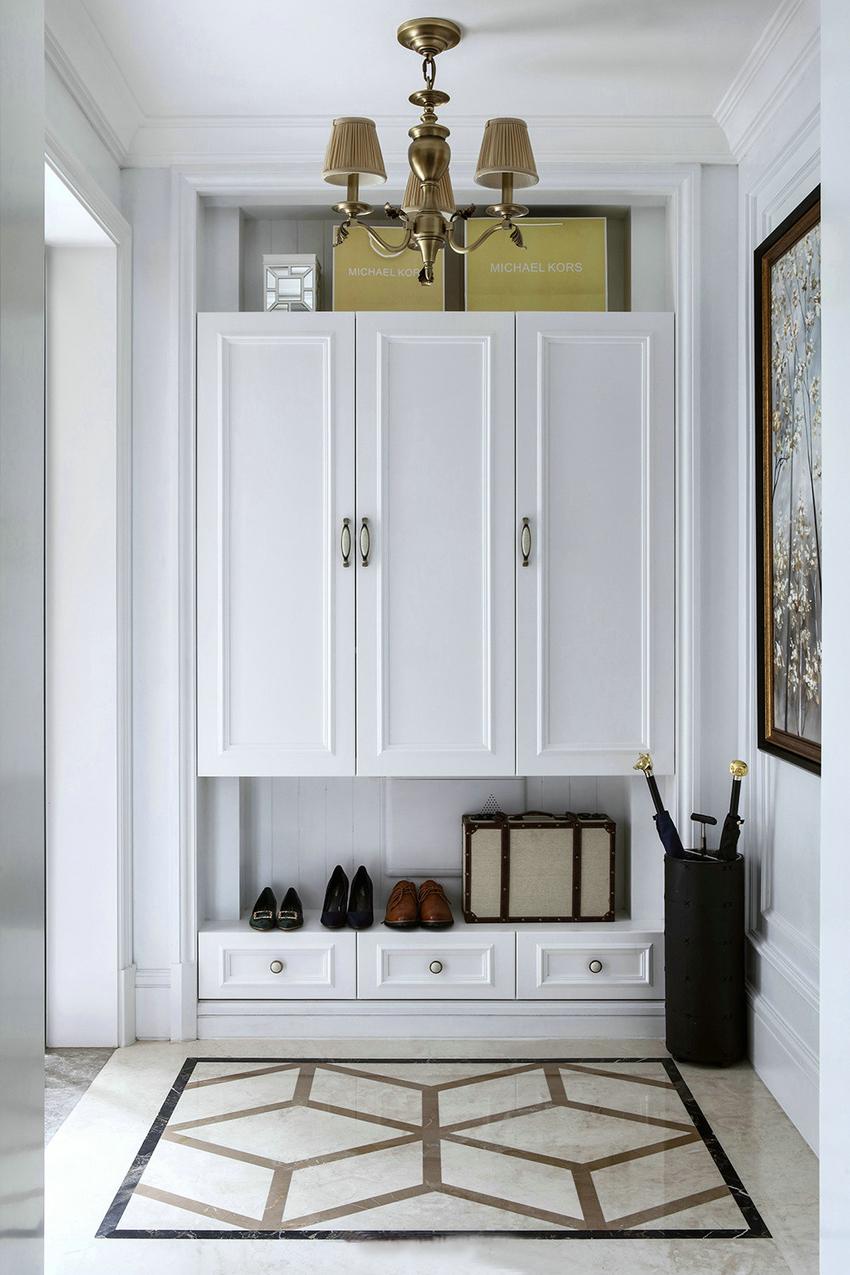 俗话说得好,玄关设计是室内装修的门面担当
