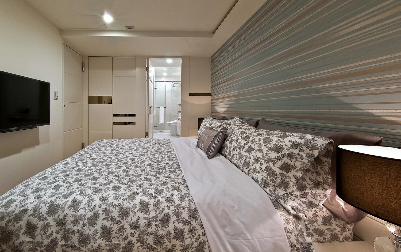 臥室裝修的要求較其他空間會更加嚴格,因為臥室是人們休息的地方,為了保證你有個好睡眠,臥室必須具備隔音