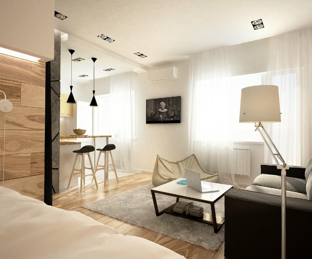 客厅装修不仅要有充足的采光和亮眼的墙壁,而且还要有巧妙的空间布局。