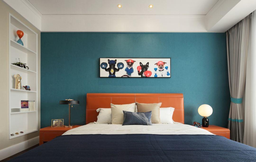 家中最舒适的地方莫过于每天都要平躺度过的卧室了