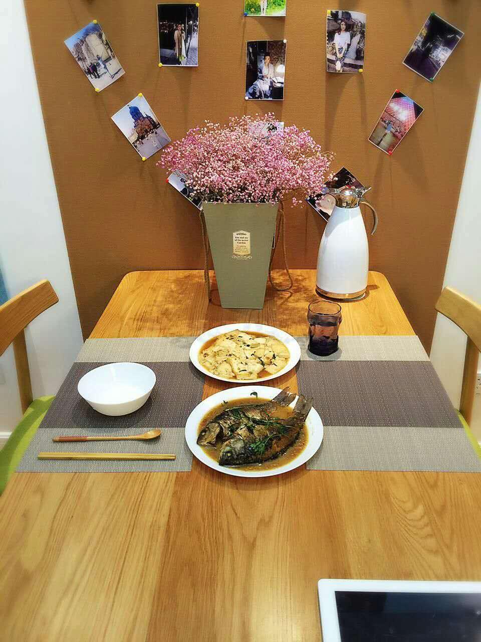 做上几道好菜,在这样的环境里用餐,辛福感也慢慢洋溢心头。
