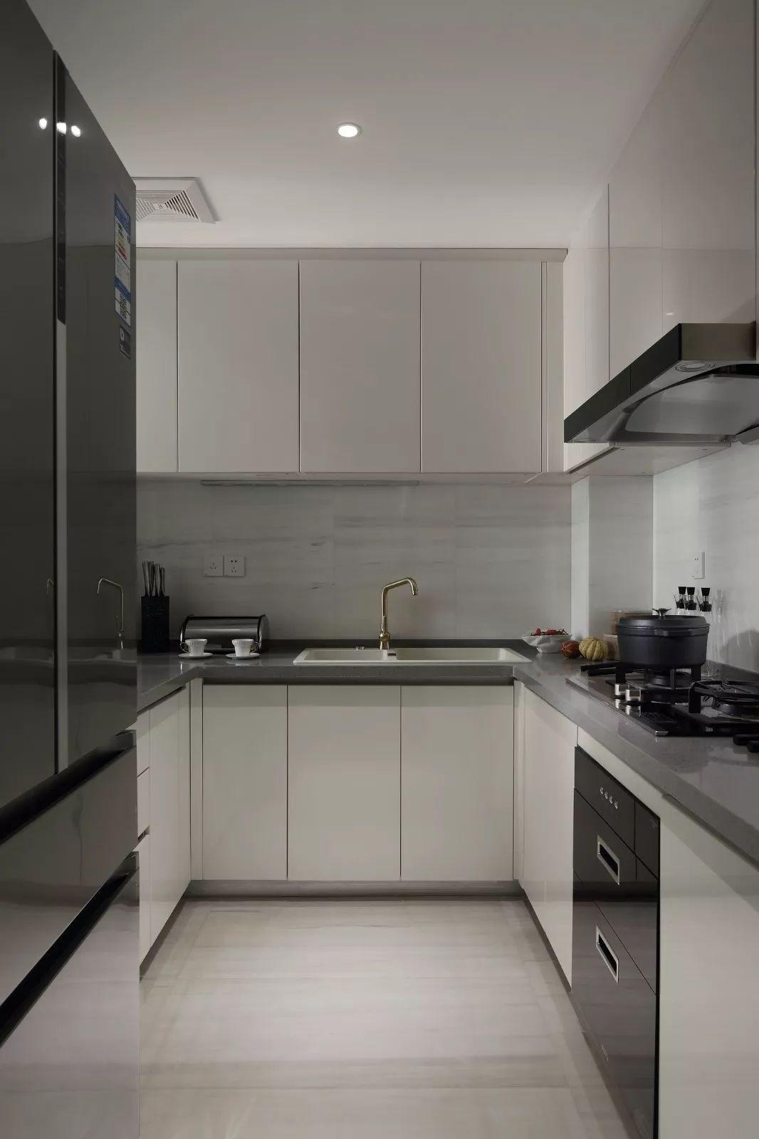 厨房中的每项工作来说,并非这一高度都非常舒适