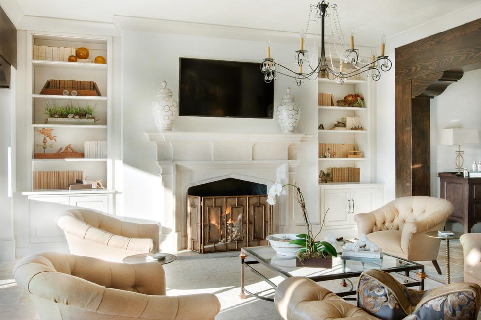 客厅是以田园风格为主题的。在设计上更讲究贴近自然,向往自然的风格设计的。