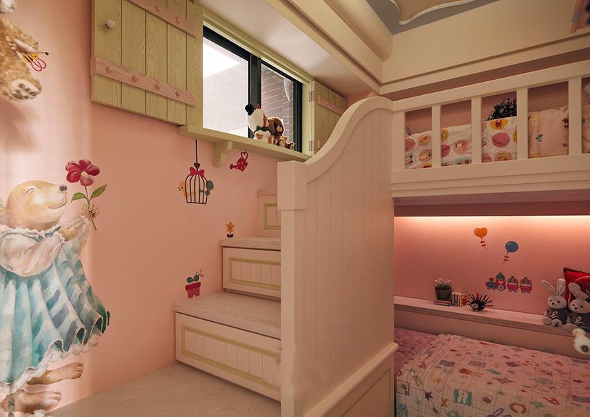 有的房型设定为三房格局,不仅房间拥挤还有梯调狭长廊道。
