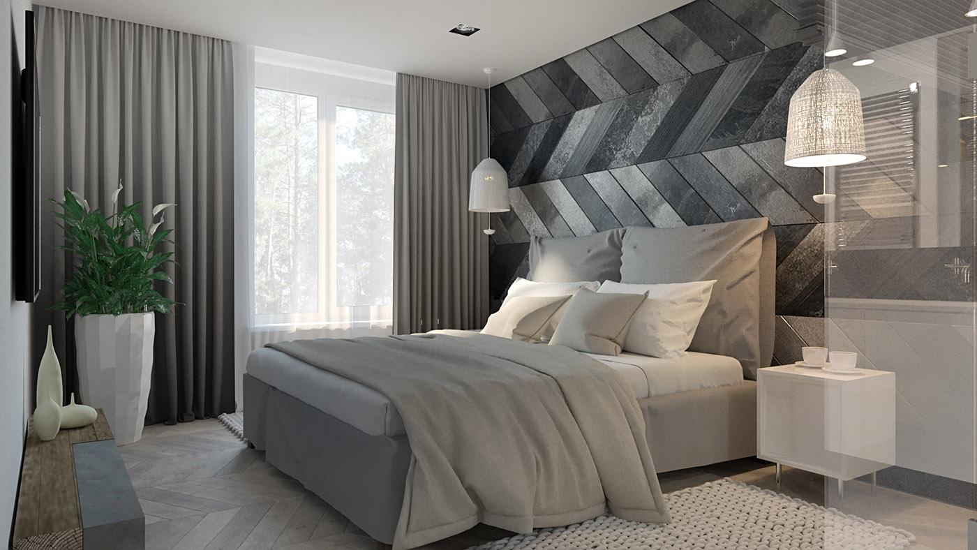 温馨舒适的卧室是每个人的追求,这可使我们劳累一天的身体和心灵得到休息。