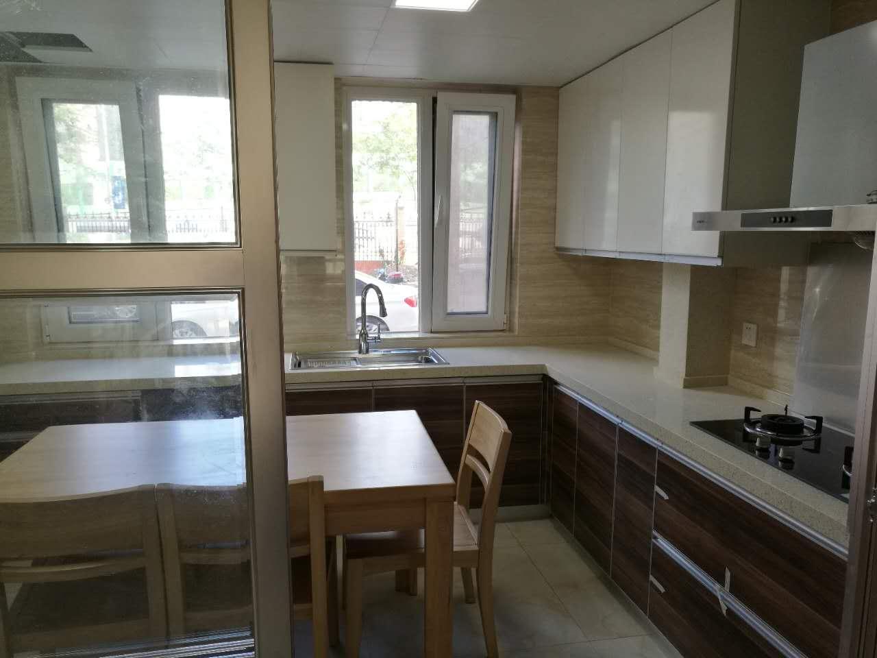 爱空间标配厨房。