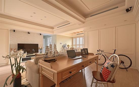 特别定制的家具,打造最精准的设计比例。