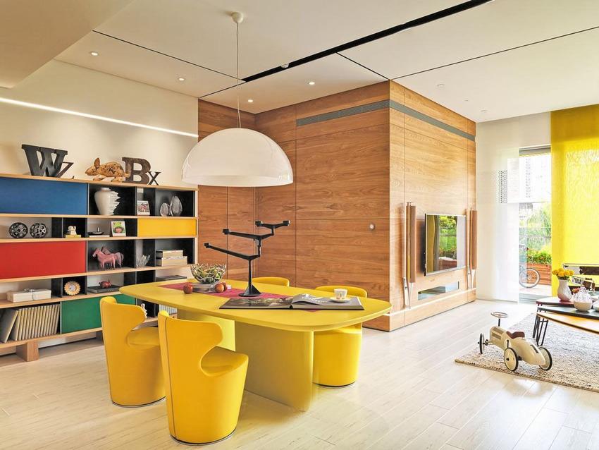 通透感也是室内公共空间的核心,也是设计师最终达到的目的。