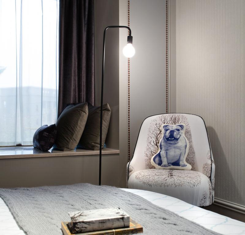 把东方美学的意境融合现代主义的时尚,将现代新中式做到极致。