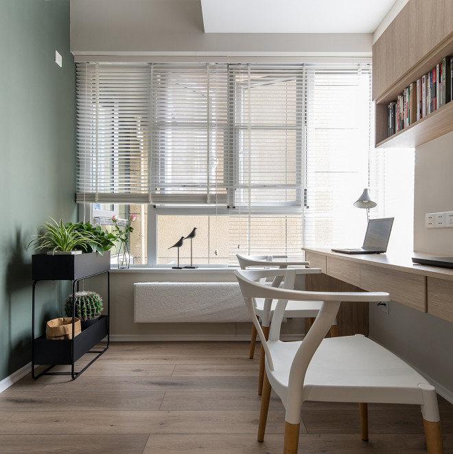 书房是家庭中一个比较特殊重要的空间,是家的一部分,也是办公室的延伸,所以,书房的设计很重要。