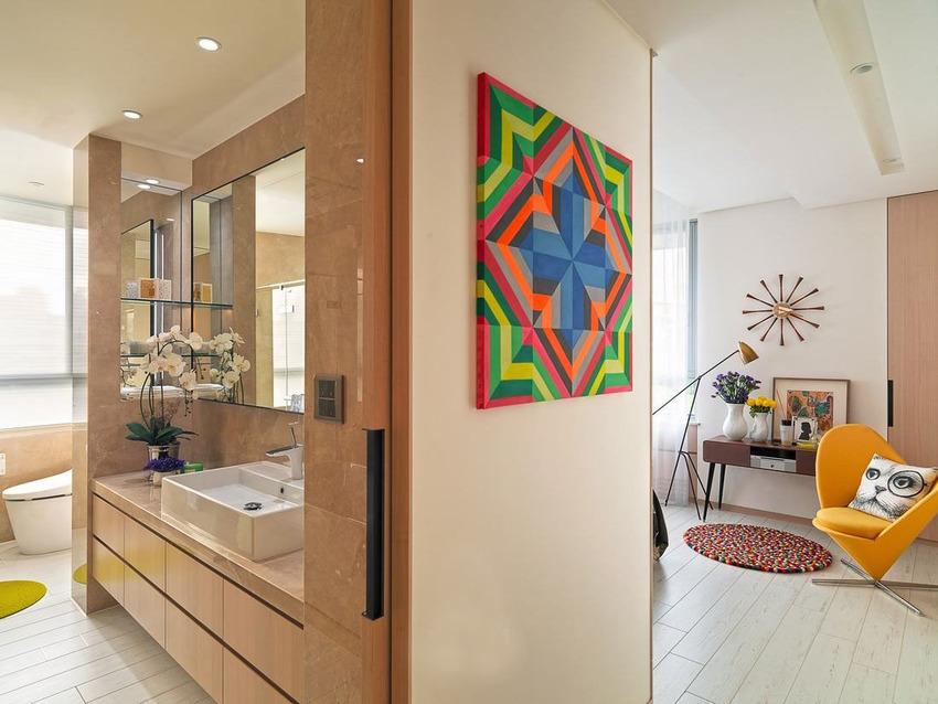 通透感是室内公共空间的核心,也是设计要达到的最终目的。