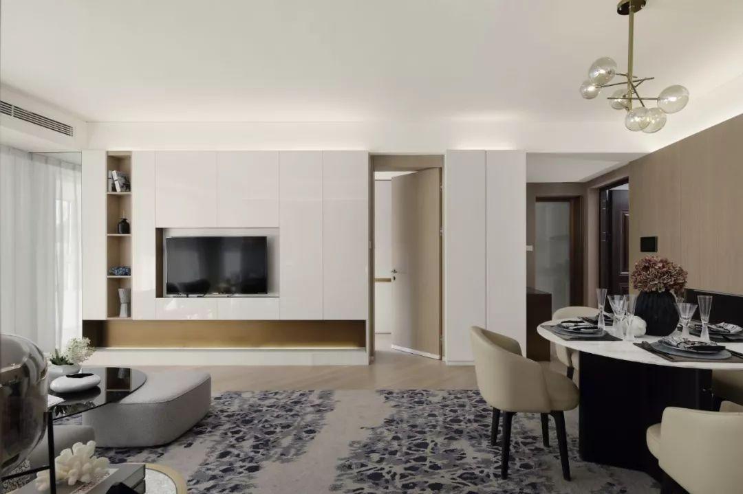 整个客厅都将成为一个有趣的空间