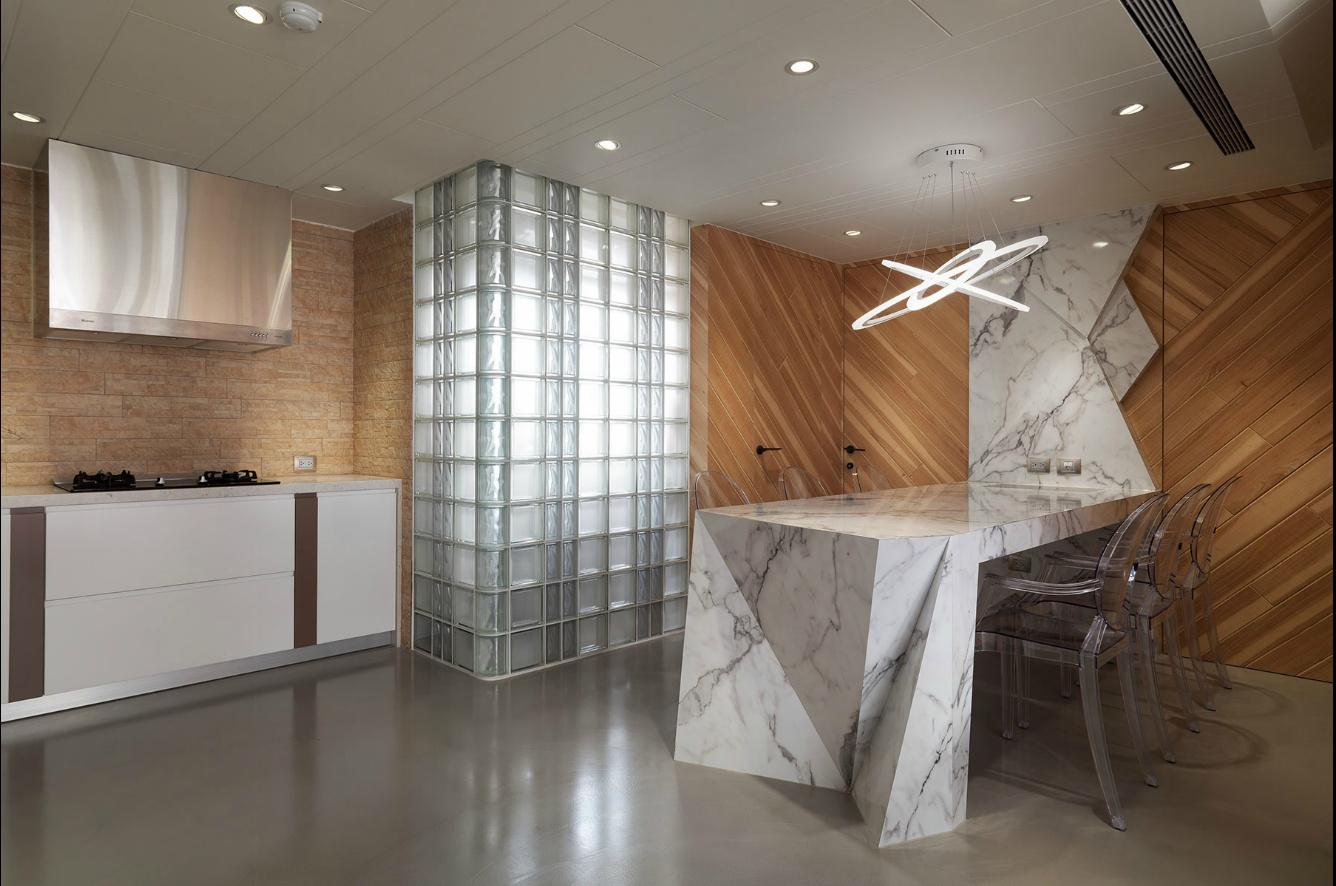餐厅的特点是开放式,明确餐厅风格是非常重要的。