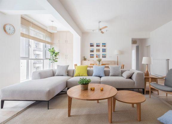 日式风格清新自然、简洁淡雅独具一格的家居风格,对于生活在都市中的我们再好不过。
