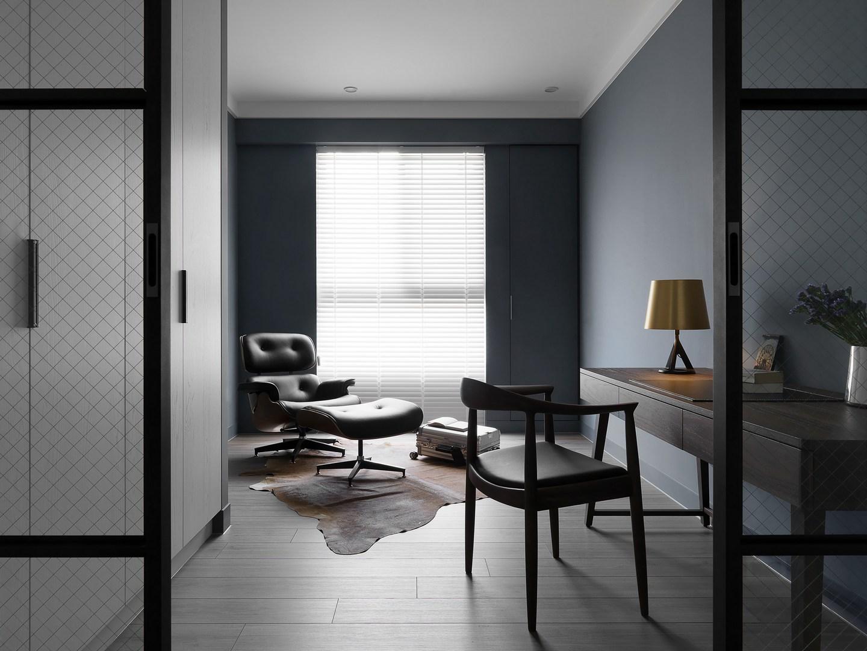 特意设计了休息区,可以在闲暇的时间,一个人思考休息很舒适的场所。