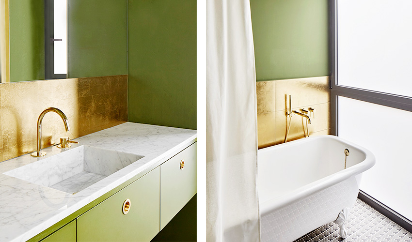 不要仅追求地砖的美观,还要考虑他的安全性,卫生间是个受湿受潮的地方,注意防滑。