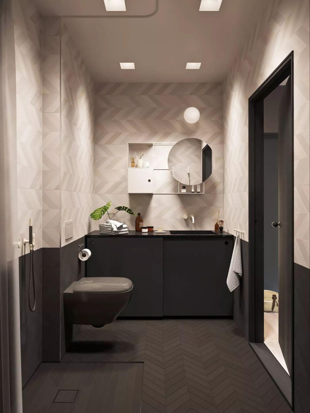 """卫生间根据物理上的""""汽化吸热""""原理来说,风暖浴霸不要装在淋浴正上方"""