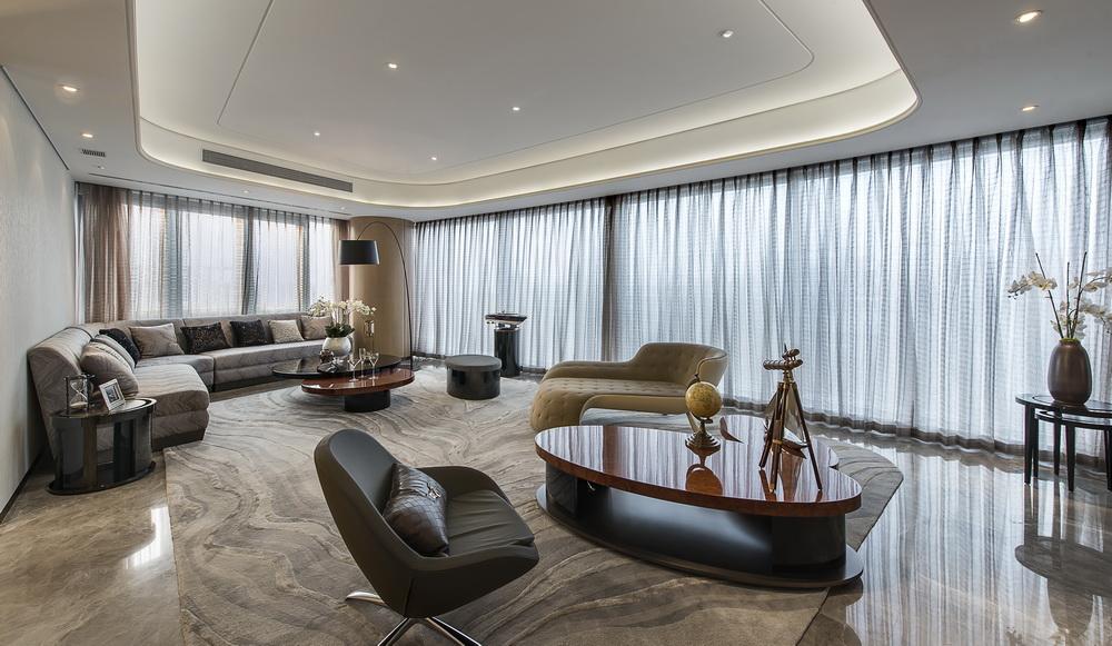 客厅装修既要有生活的舒适温馨也要有自我的个性专属