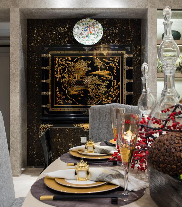 提及中国传统,金则是不可忽略的重要元素。