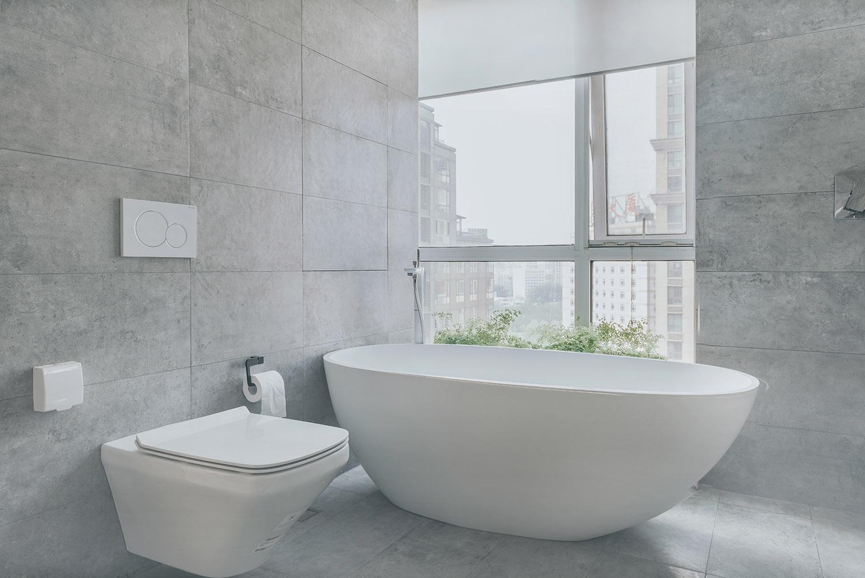 卫生间设计特别,业主创意很大胆,也很时尚