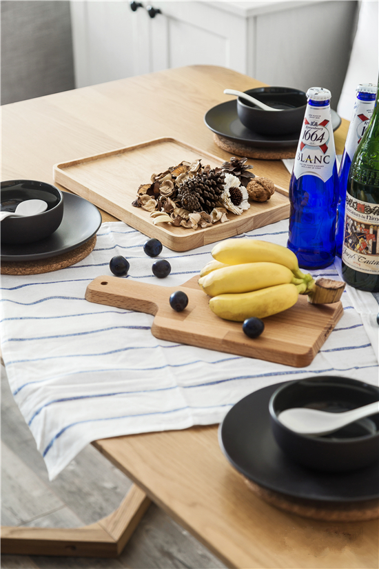 一起享用美食永远是家庭中不可或缺的存在!